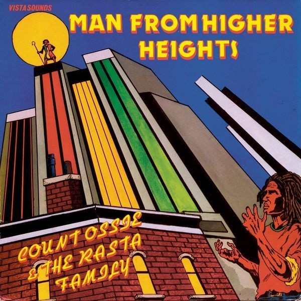 Count Ossie & The Rasta Family : Man From Higher Heights | LP / 33T  |  Oldies / Classics