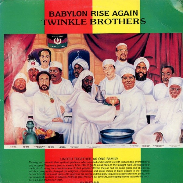 Twinkle Brothers : Babylon Rise Again | LP / 33T  |  UK