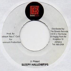 Sleepy Hallow Tips : Mash Your Works   Single / 7inch / 45T     Dancehall / Nu-roots