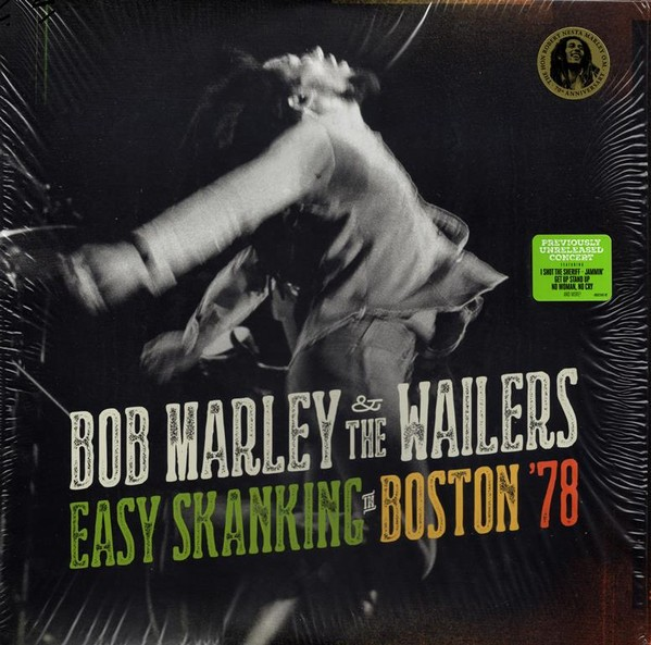 Bob Marley And The Wailers : Easy Skanking In Boston '78 | LP / 33T  |  Oldies / Classics