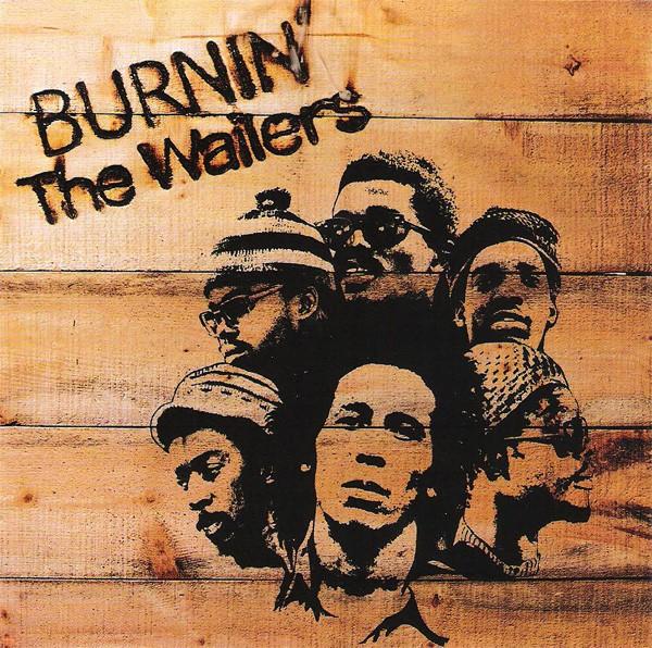 Bob Marley & The Wailers : Burnin'   LP / 33T     Oldies / Classics