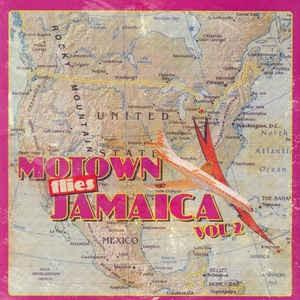 Various : Motown Flies Jamaica Vol. 2   LP / 33T     Mash Ups / Remixs