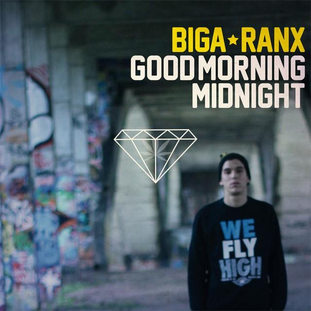 Biga Ranx : Good Morning Midnight   CD     FR
