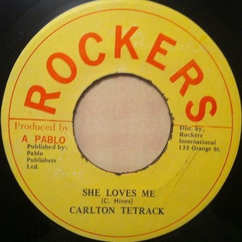 Carlton Tetrack : She Loves Me