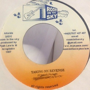 Gregory Isaacs : Taking My Revenge | Single / 7inch / 45T  |  Dancehall / Nu-roots