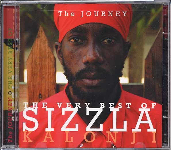 Sizzla : The Journey , The Very Best Of Sizzla Kalonji | CD  |  Dancehall / Nu-roots