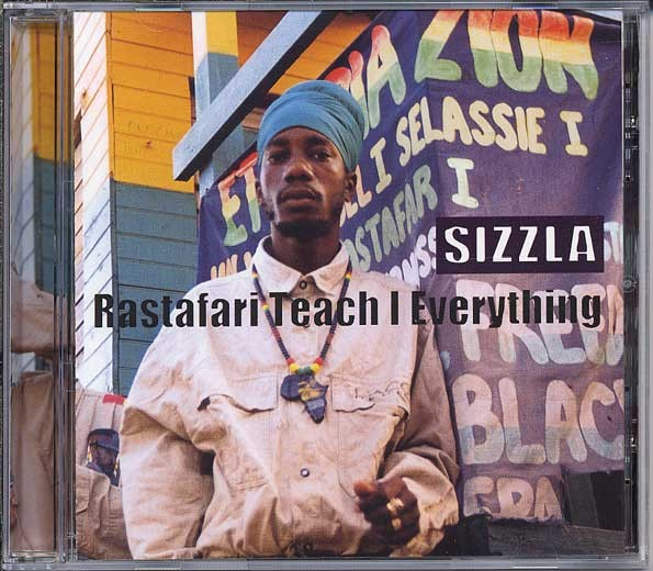 Sizzla : Rastafari Teach I Everything   CD     Dancehall / Nu-roots