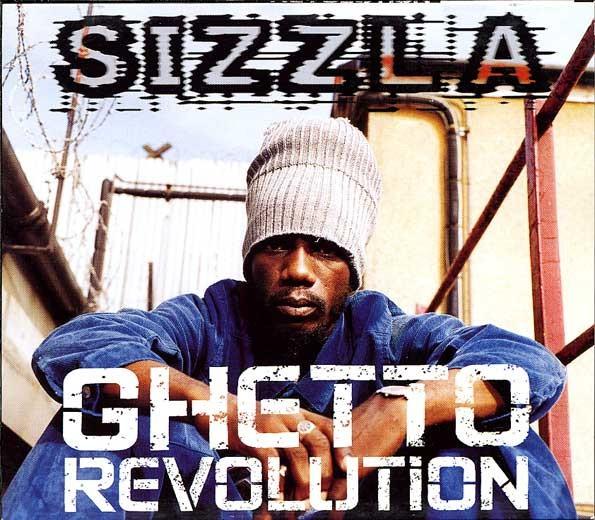 Sizzla : Ghetto Revolution   CD     Dancehall / Nu-roots