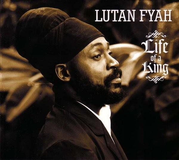Lutan Fyah : Life Of A King   CD     Dancehall / Nu-roots