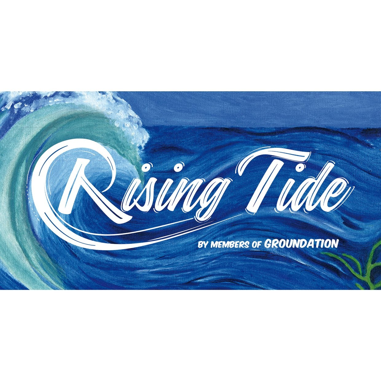 Groundation ( Members Of ) : Rising Tide | CD  |  Dancehall / Nu-roots