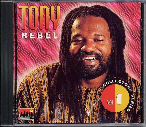 Tony Rebel : Collector's Series Vol 1 | CD  |  Dancehall / Nu-roots