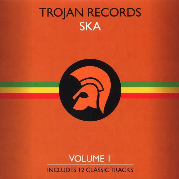 Various : Trojan Records Ska Volume 1   LP / 33T     Oldies / Classics