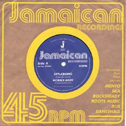 Horace Andy : Skylarking | Single / 7inch / 45T  |  Oldies / Classics