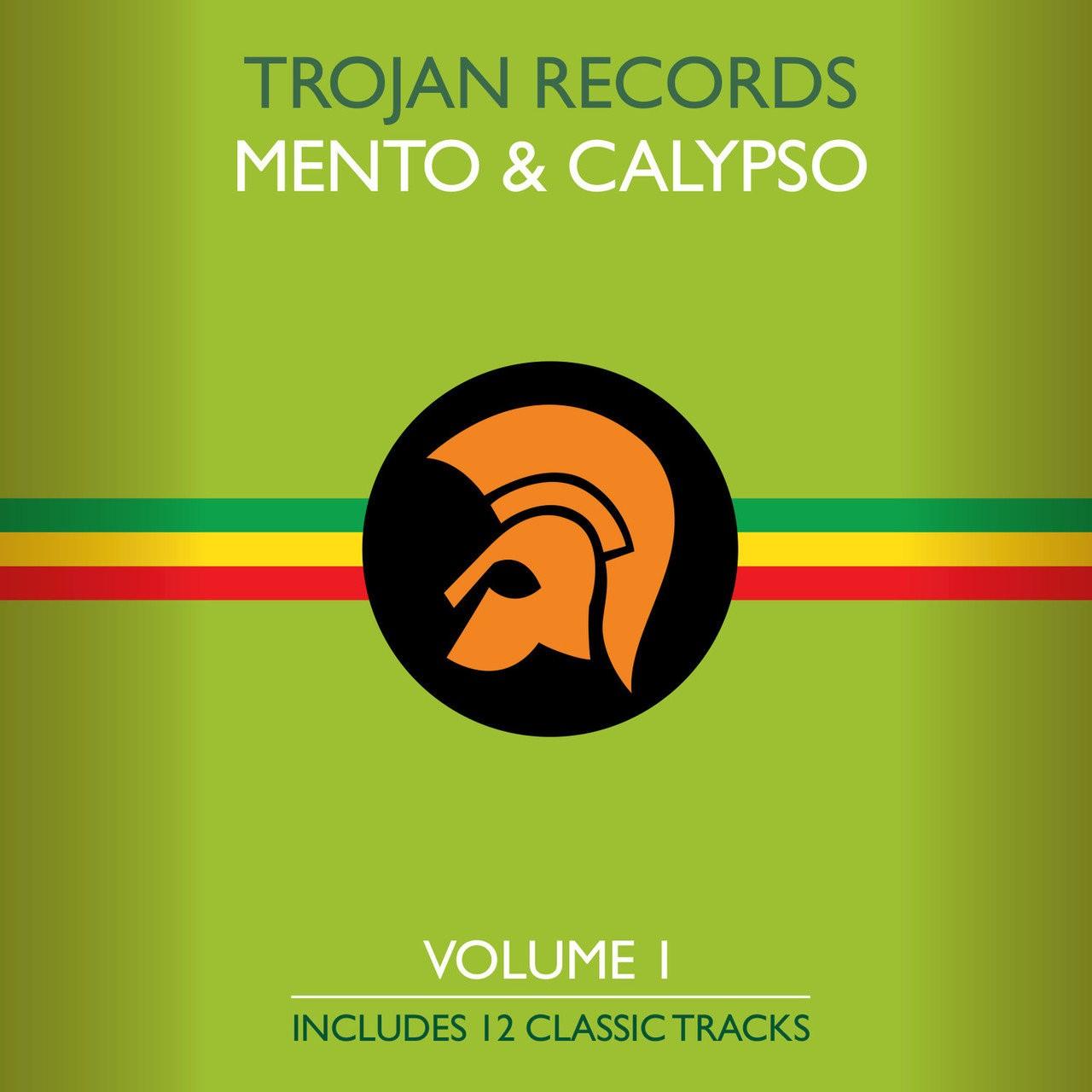 Various : Mento & Calypso Vol. 1   LP / 33T     Oldies / Classics