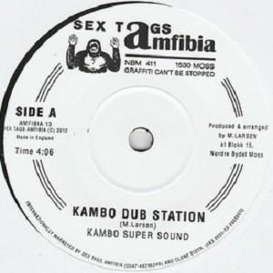Kambo Super Sound : Kambo Dub Station   Single / 7inch / 45T     UK