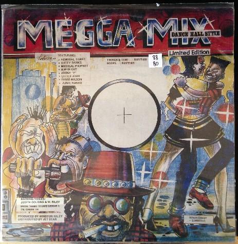 Various : Megamix Dancehall Style   LP / 33T     Oldies / Classics