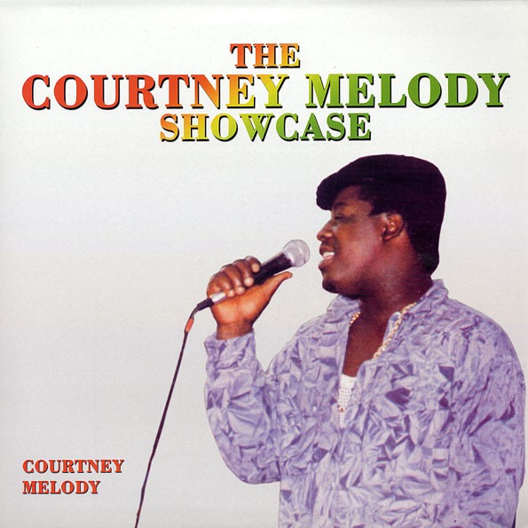 The Courtney Melody : The Courtney Melody Showcase   LP / 33T     Oldies / Classics