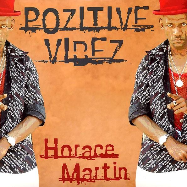 Horace Martin : Pozitive Vibez | LP / 33T  |  Oldies / Classics