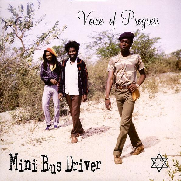 Voice Of Progress ( Feat. Junior Reid ) : Mini Bus Driver | LP / 33T  |  Dancehall / Nu-roots