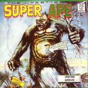 The Upsetters : Super Ape   LP / 33T     Oldies / Classics