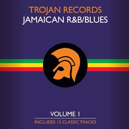 Various : Jamaican R&b / Blues Vol 1   LP / 33T     Oldies / Classics