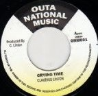 Claudius Linton : Crying Time | Single / 7inch / 45T  |  Oldies / Classics