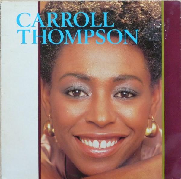 Carroll Thompson : Carroll Thompson   LP / 33T     UK