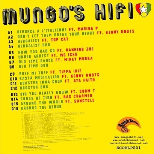 Mungo's Hi Fi : Sound System Champions   LP / 33T     UK