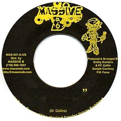 Predator : Me Lucky | Single / 7inch / 45T  |  Dancehall / Nu-roots