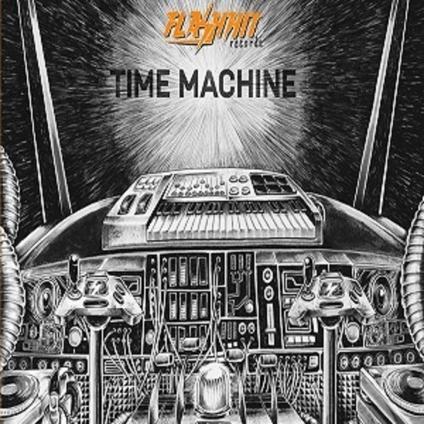 Various : Time Machine   LP / 33T     Dancehall / Nu-roots