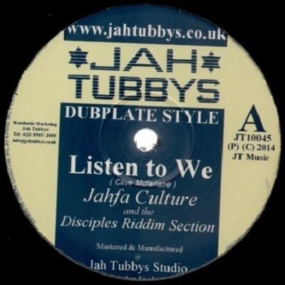 Jahfa Culture : Listen To We