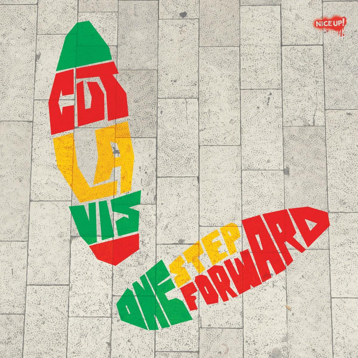 Cut La Vis : One Step Forward | LP / 33T  |  FR