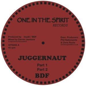 BDF : Juggernaut   Maxi / 10inch / 12inch     UK