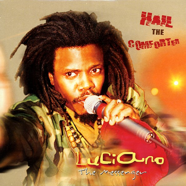 Luciano : Hail The Comforter | LP / 33T  |  Dancehall / Nu-roots