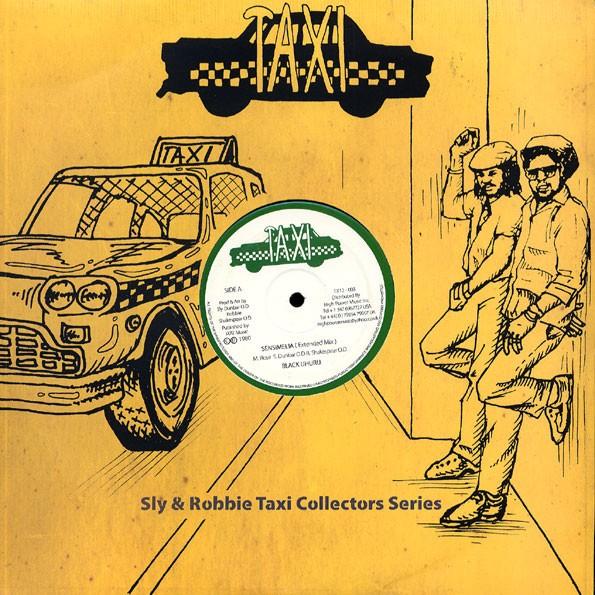 Black Uhuru : Sensimelia  (Extended Mix )   Maxi / 10inch / 12inch     Oldies / Classics
