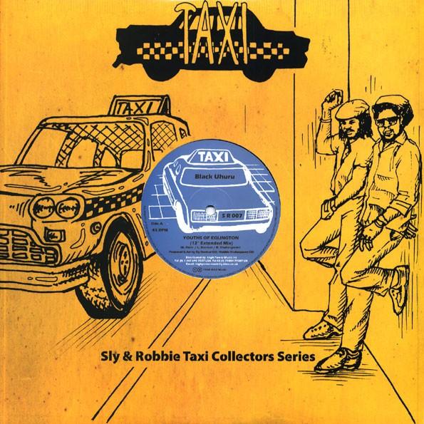 Black Uhuru : Youths Of Eglington   Maxi / 10inch / 12inch     Oldies / Classics
