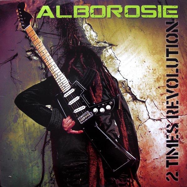 Alborosie : 2 Times Revolution | LP / 33T  |  Dancehall / Nu-roots