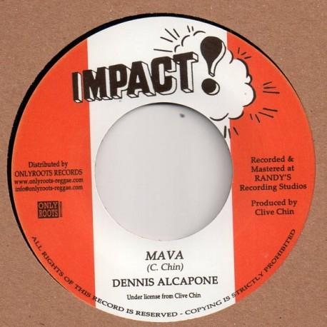 Dennis Alcapone : Mava