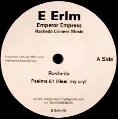 Rasheda : Psalm 61 ( Hear My Cry ) | Single / 7inch / 45T  |  UK