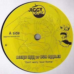 Beenie Man VS  Bob Marley : Don't Worry 'bout Romie | Single / 7inch / 45T  |  Mash Ups / Remixs