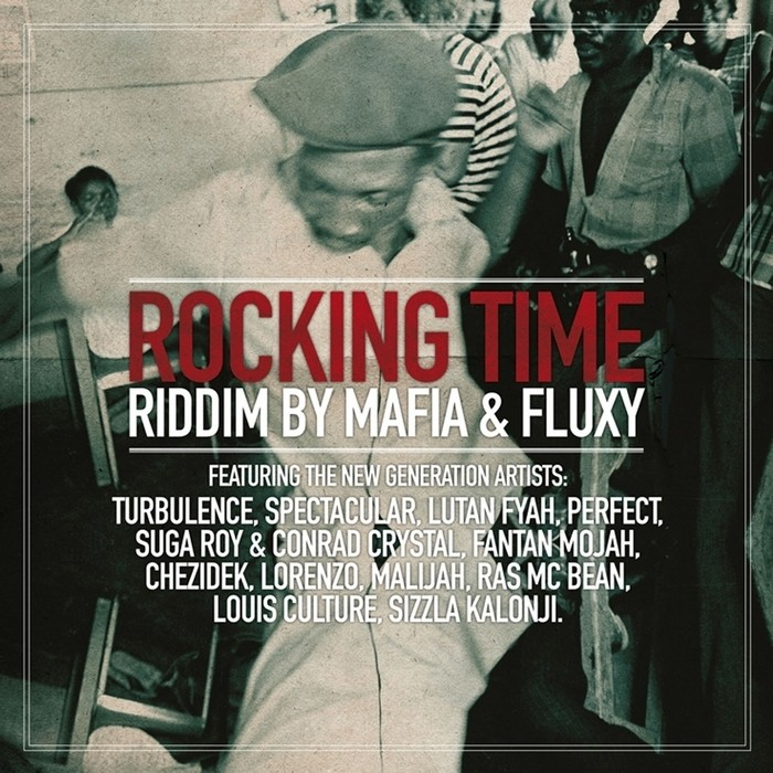 Various : Rocking Time   LP / 33T     One Riddim