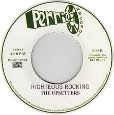 Aleas Jube : Righteous Land | Single / 7inch / 45T  |  Oldies / Classics