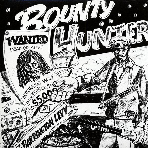 Barrington Levy : Bounty Hunter | LP / 33T  |  Oldies / Classics