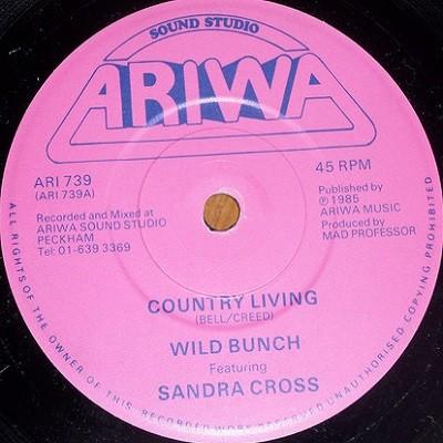 Sandra Cross : Country Living | Single / 7inch / 45T  |  Oldies / Classics