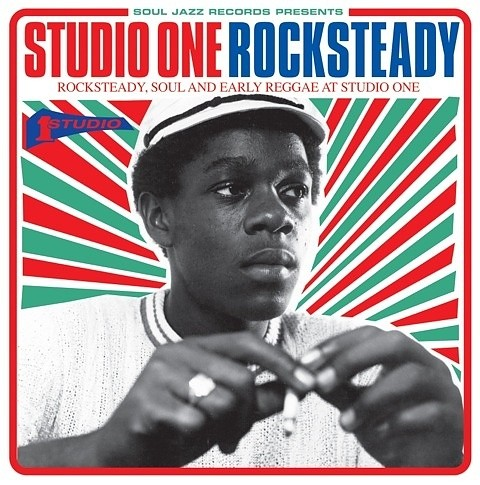 Various Artist : Studio One Rocksteady , Soul and Early Reggae At Studio One | LP / 33T  |  Oldies / Classics