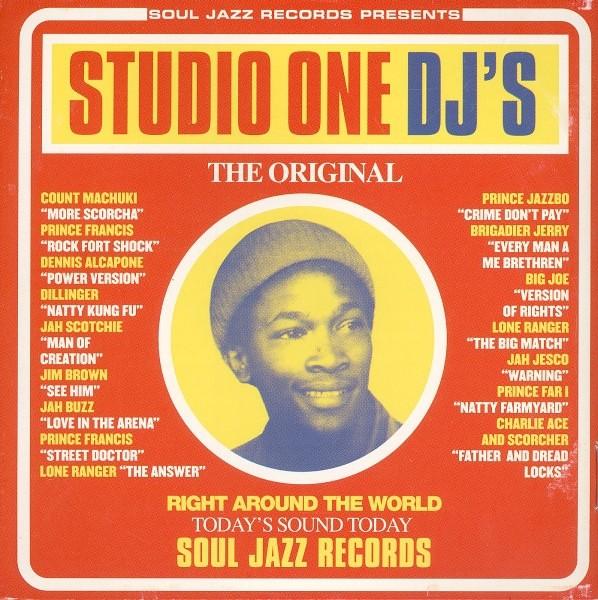 Various : Studio One Dj's | LP / 33T  |  Oldies / Classics