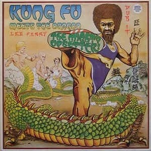 Lee Perry And The Upsetters : Kung Fu Meets The Dragon   LP / 33T     Dub