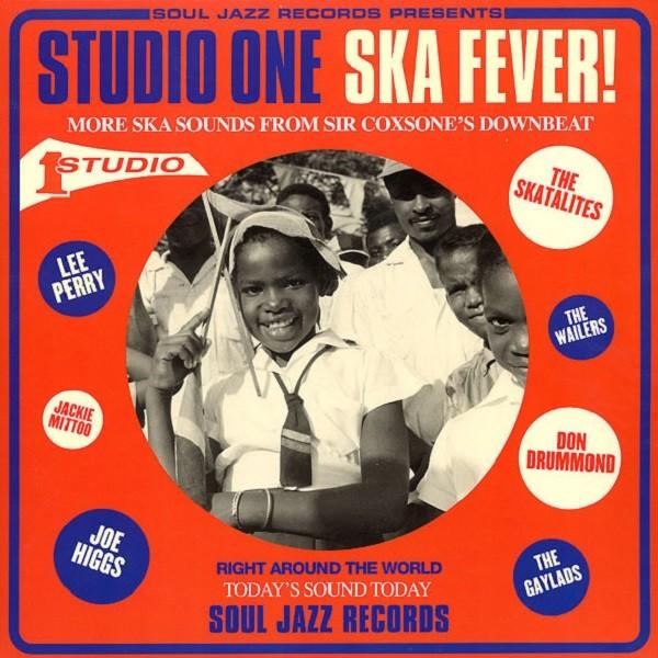 Various : Studio One Ska fever | LP / 33T  |  Oldies / Classics