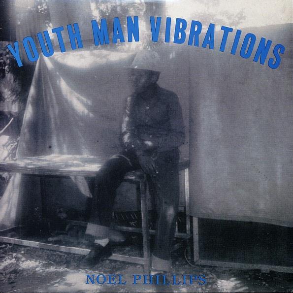 Noel Phillips AKA Echo Minott : Youth Man Vibration
