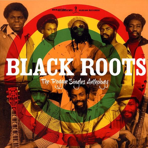 Black Roots : The Reggae Singles Anthology | LP / 33T  |  Oldies / Classics